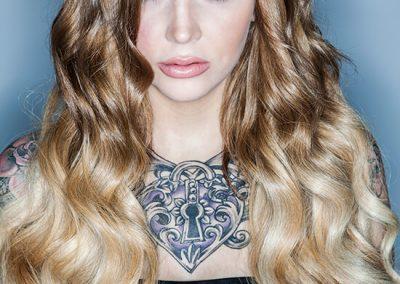 Bristol based Luxury Human Hair Extensionist