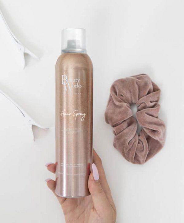 Beauty Works Super Hold Hair Spray 300ml