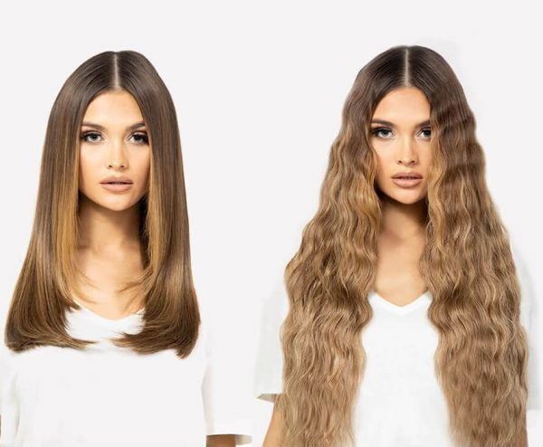 Deluxe Clip-In hair extensions